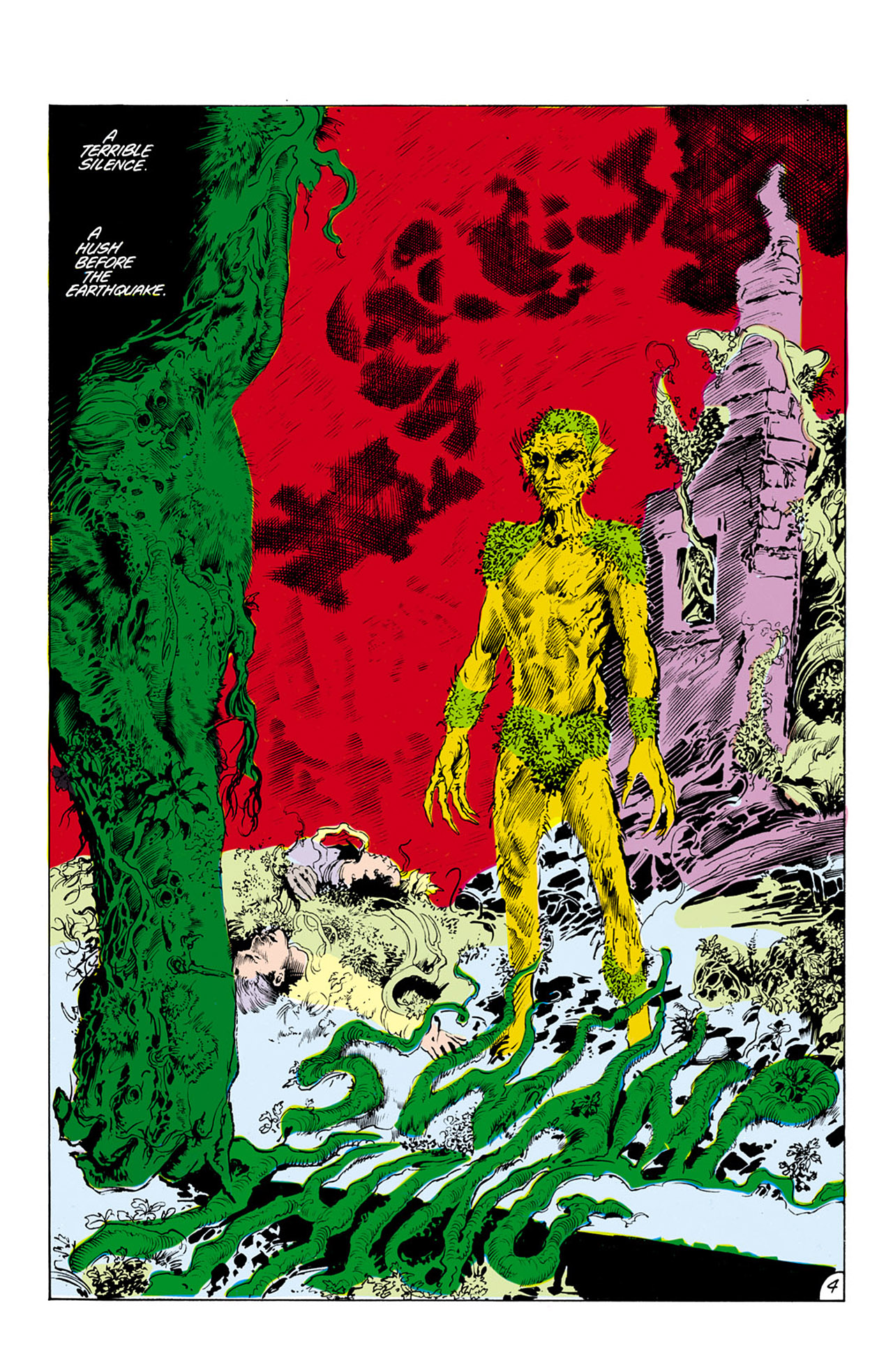 Swamp Thing (1982) Issue #24 #32 - English 5