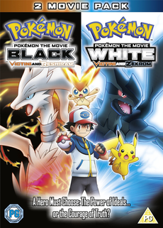 Pokemon Movie 14: Victini và Hắc Anh Hùng Reshiram - Pokémon Movie 14 Black: Victini and Reshiram (2012)