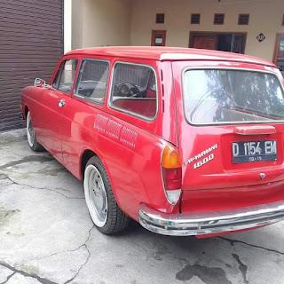 Lapak Mobil Antik vw varian st wagon