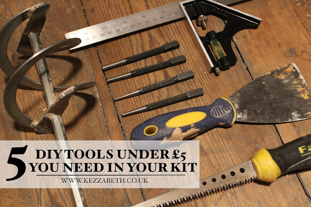 5 tools under £5 worth buying