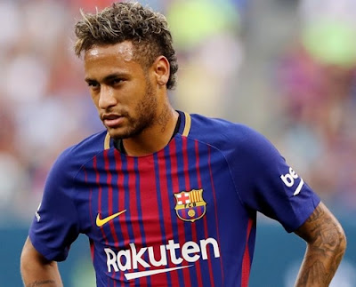 Neymar Agrees 500,000 Pounds/Week 6-year Contract with PSG in World Record Deal