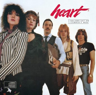 Heart Greatest Hits 1980
