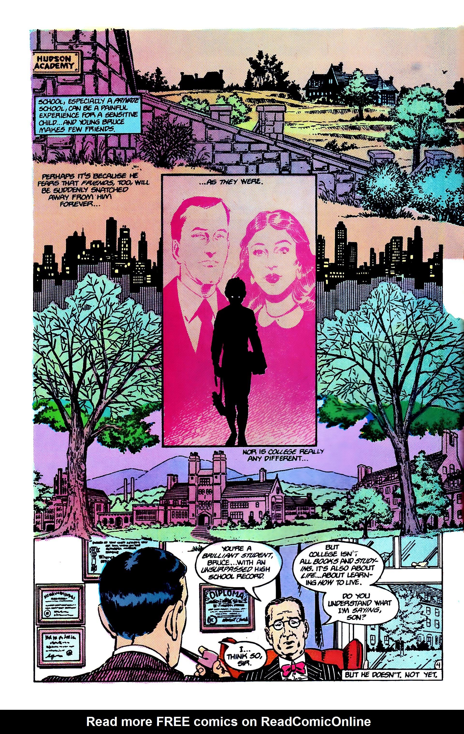 Read online Secret Origins (1986) comic -  Issue #6 - 6