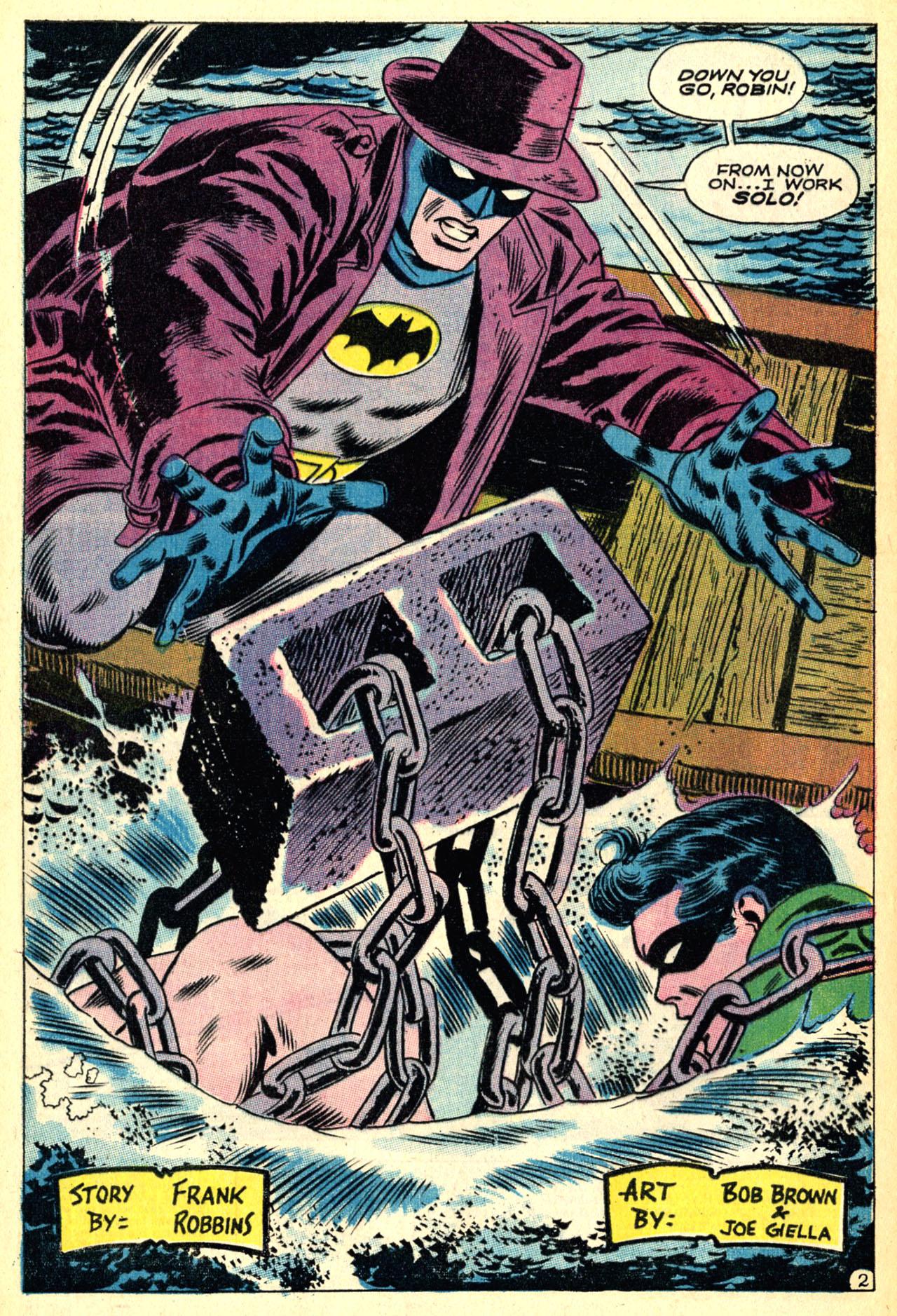 Detective Comics (1937) 381 Page 3