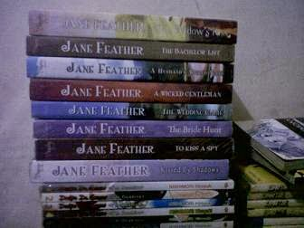 Kumpulan Novel Jane Feather Hisrom