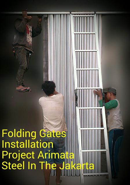 folding gate murah harga promosi