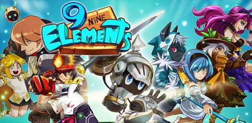 9-Elements-Action-fight-ball-apk