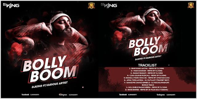 BOLLY BOOM (THE ALBUM) – DJ KING