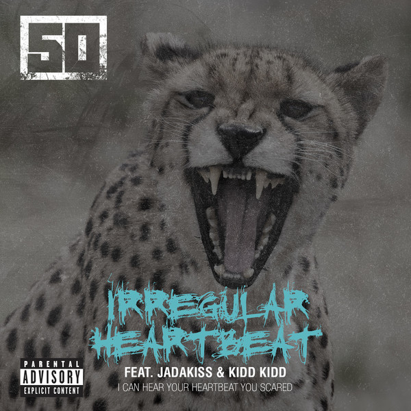 50 Cent - Irregular Heartbeat (feat. Jadakiss & Kidd Kidd) - Single  Cover