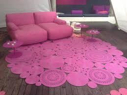 Tapetes de crochê como usa-lo na decoração de sua casa