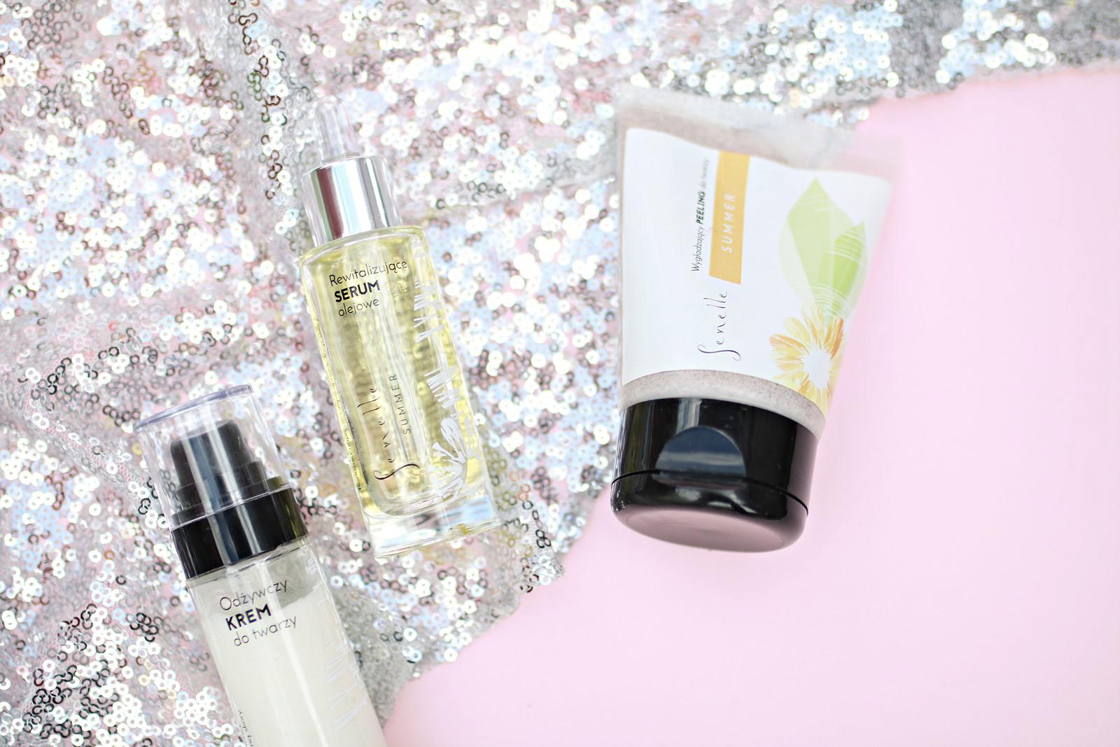 Senelle Cosmetics - wygładzający peeling do twarzy {czy warto kupić?}
