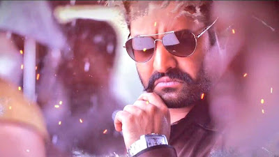 Wearing Goggles HD Picture Of Jr NTR