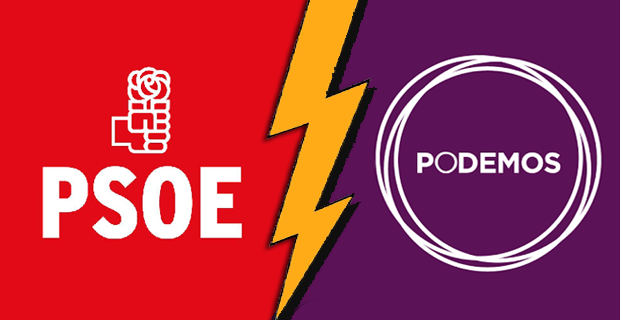 "Errejón acusa al PSOE de poner una ""ofensiva en marcha"" para fracturar a Podemos"