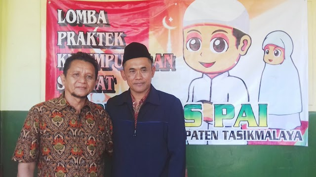 UPT Dikbud Wilayah Ciawi Menggelar Pentas PAI