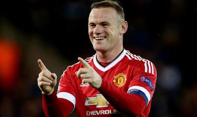 Rooney Berpeluang Tampil Saat Man United Lawan Anderlecht
