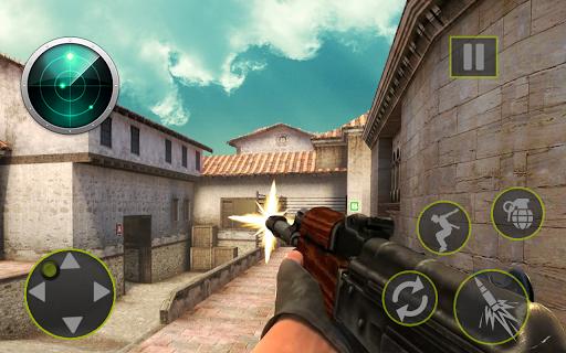 تحميل لعبة Frontline Battle Attack: Survival Mission v1.2 مهكرة وكاملة للاندرويد أموال لا تنتهي