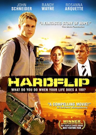 Hardflip DVDRip Subtitulos Español Latino Película 2012