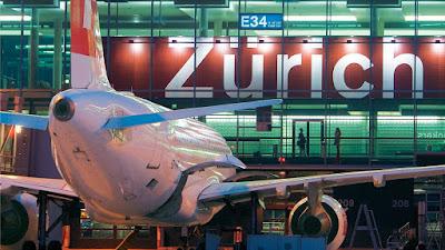 Aeropuerto de Zürich