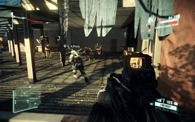 Gameplay Crysis 2