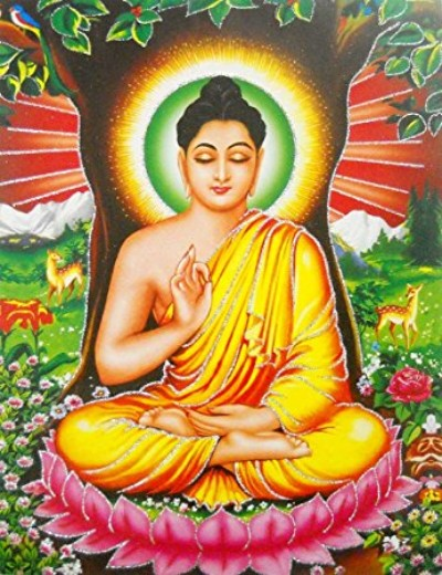 Hindu lord buddha wallpaper