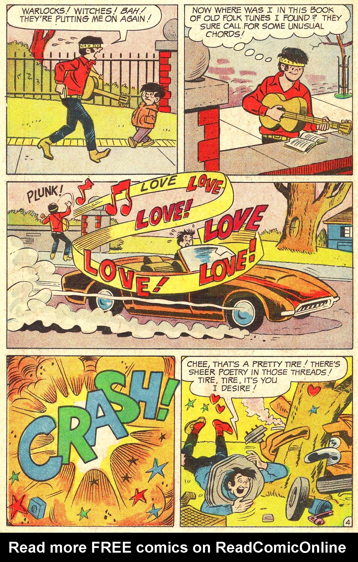 Read online She's Josie comic -  Issue #34 - 6