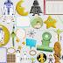 Star Wars: Kit Gratis para Scrapbook.