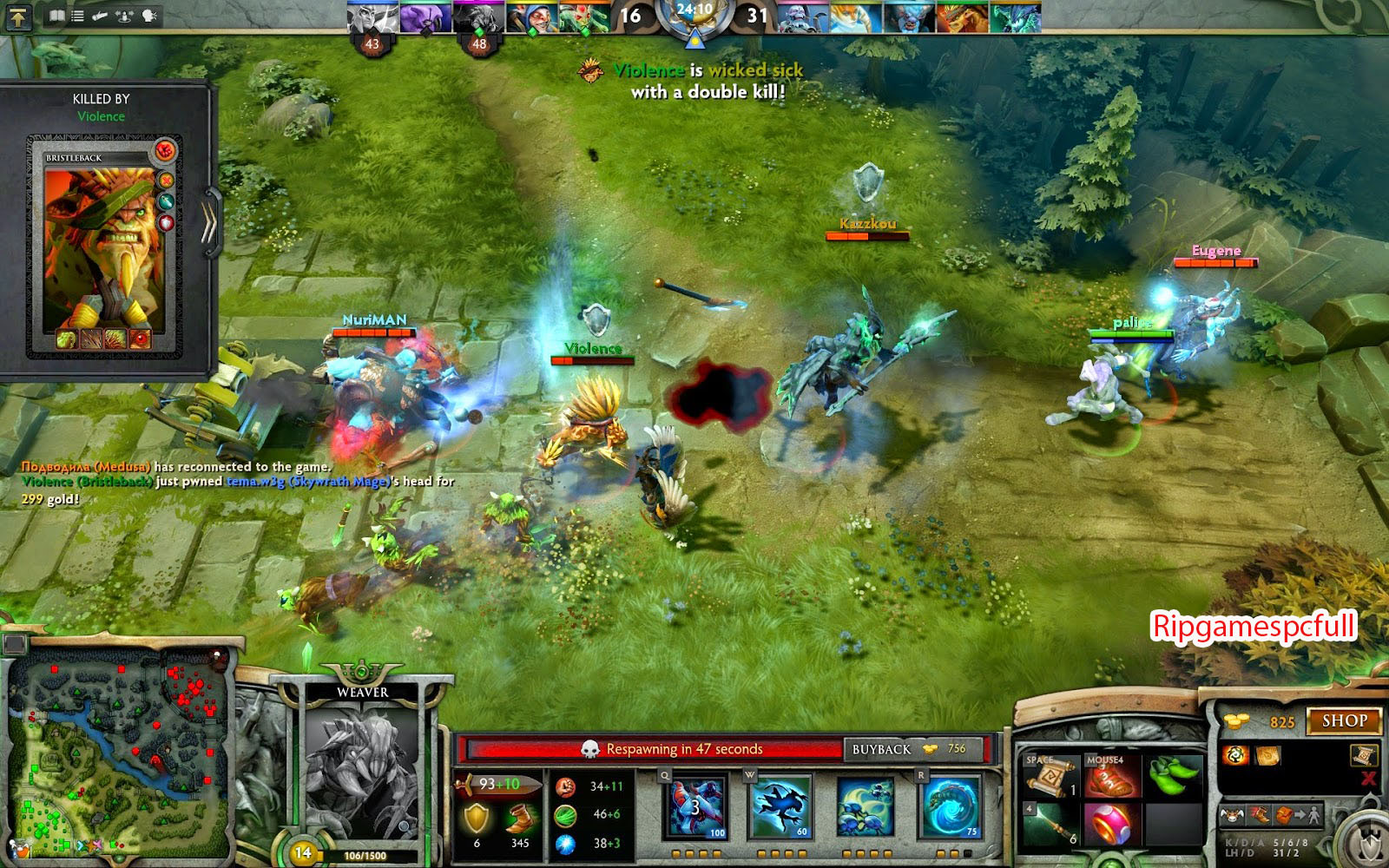 Dota 2 Offline Full Item Pc Games Rip Games Pc Full