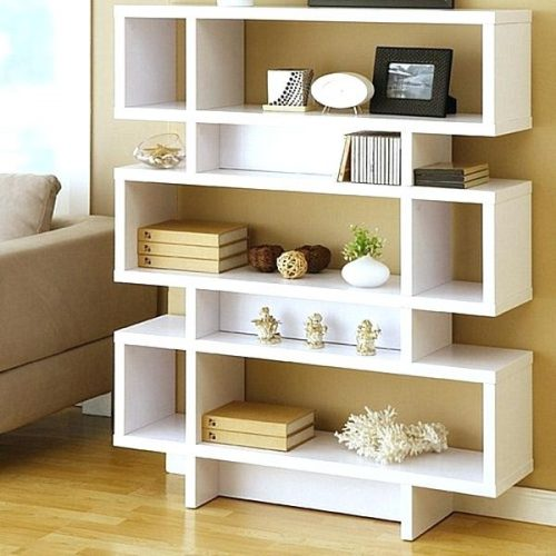Black and White Original Bookshelves Black and White Original Bookshelves contemporary white shelf 25 modern shelves to keep you organized in style cabinet computermodern bookcasebookcase whitecontemporary contemporary white corner bookcase modern white bookcase uk