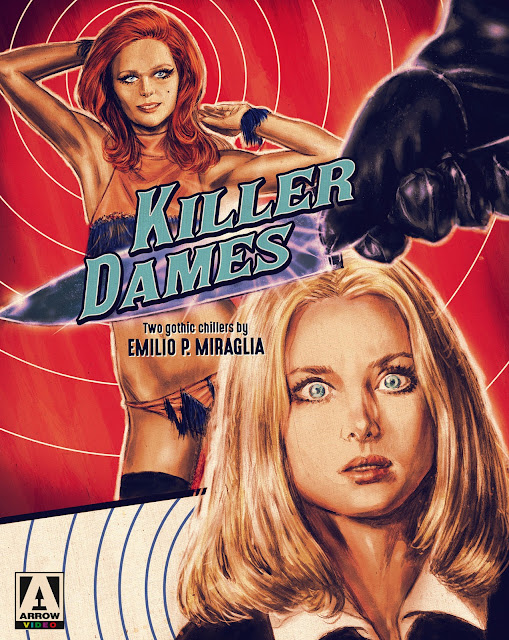 Killer Dames Blu-ray