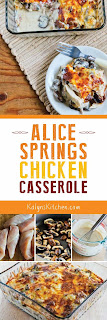Alice Springs Chicken Casserole found on KalynsKitchen.com