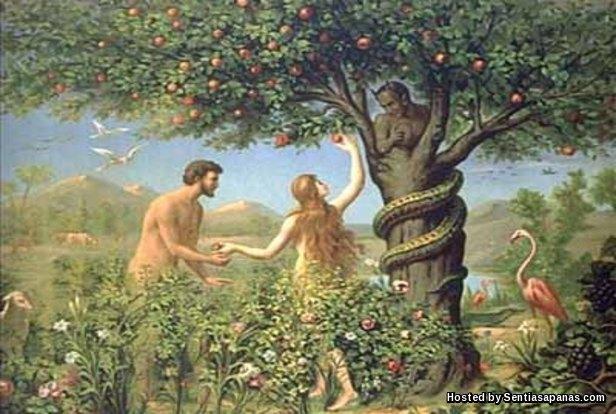 Misteri Adam-dan-Hawa