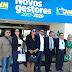 Prefeitos eleitos de Santa Luzia e Cachoeira do Piriá participam de encontro nacional em Brasília
