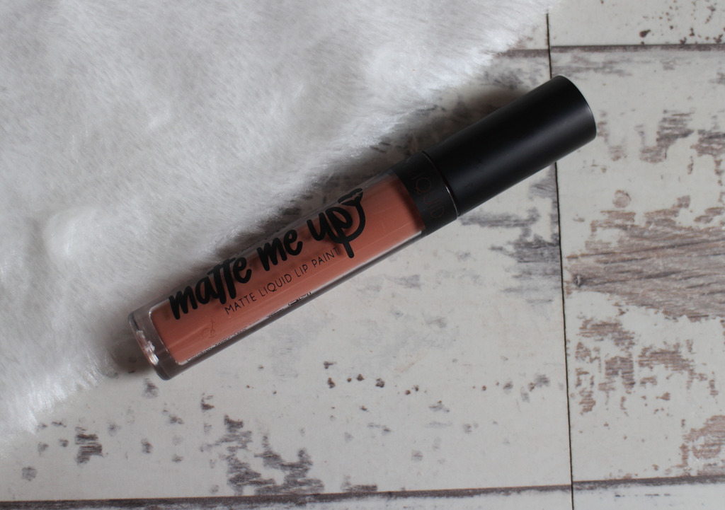 Barry M Matte Me Up Liquid Lip Paints