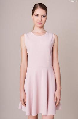 Vestidos Rosa palo
