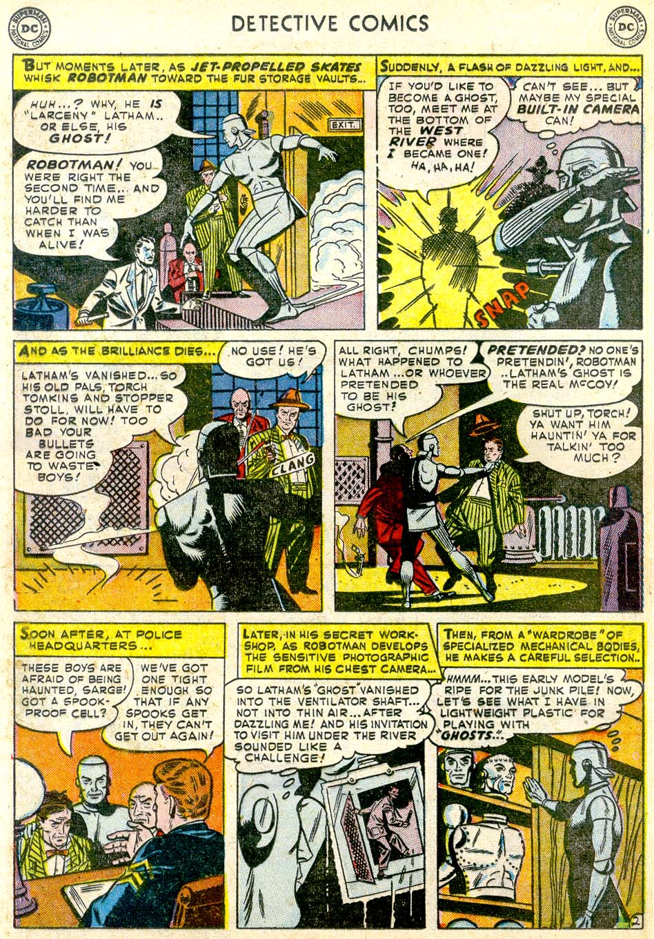 Detective Comics (1937) 178 Page 23