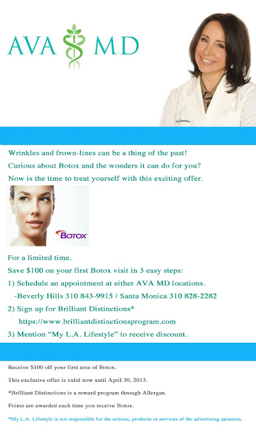 Special Offer from Ava MD