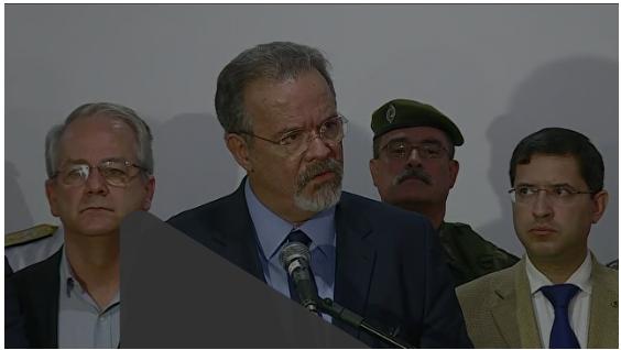 Forças ficarão o 'tempo necessário' no ES, e Grande Vitória começa a voltar à normalidade, diz ministro
