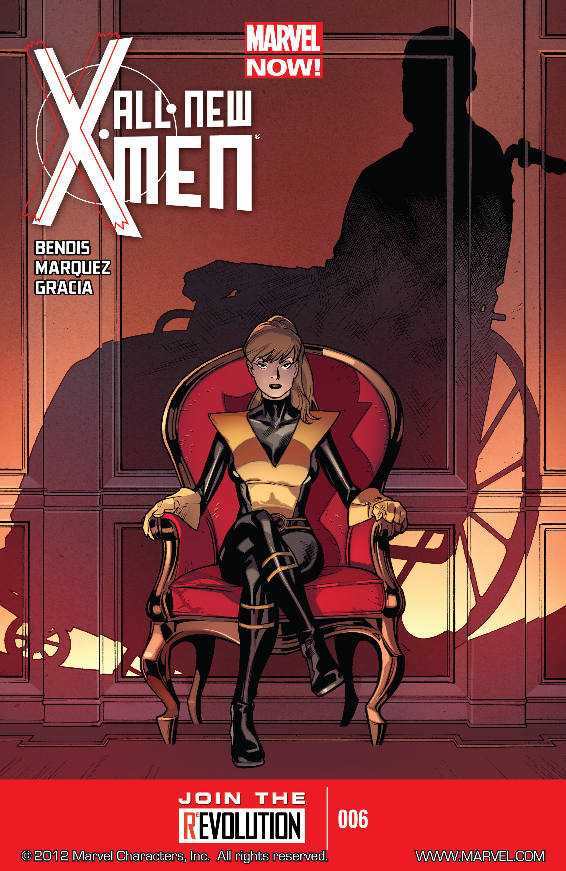 Read online All-New X-Men (2013) comic -  Issue # _Special - Here To Stay - 3
