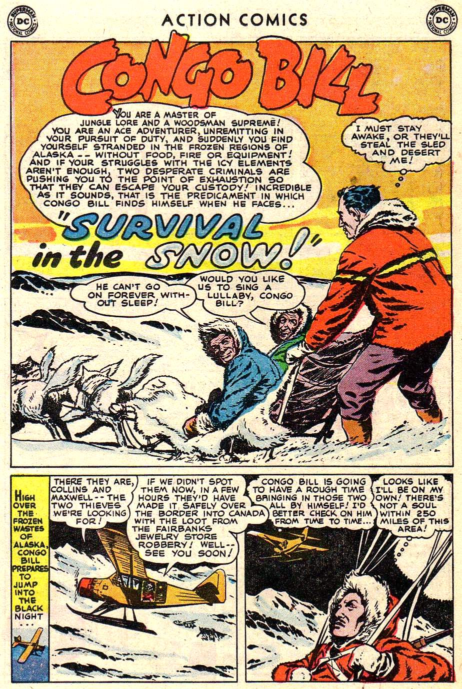 Action Comics (1938) 172 Page 16