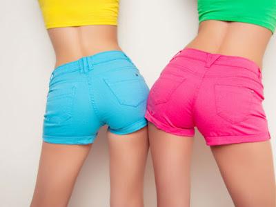 C'est ainsi que le régime affecte la forme de vos fesses!