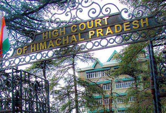 Himachal Pradesh High Court, High Court of HP, Himachal High Court, Dharamshala Tree Felling