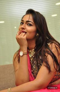 Ashwini Stills at Habib Salon Launch