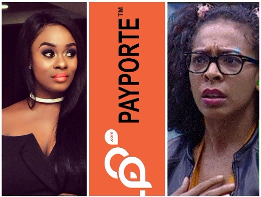 #BBNaija:  Uriel and Tboss fight dirty [see what caused the fight]