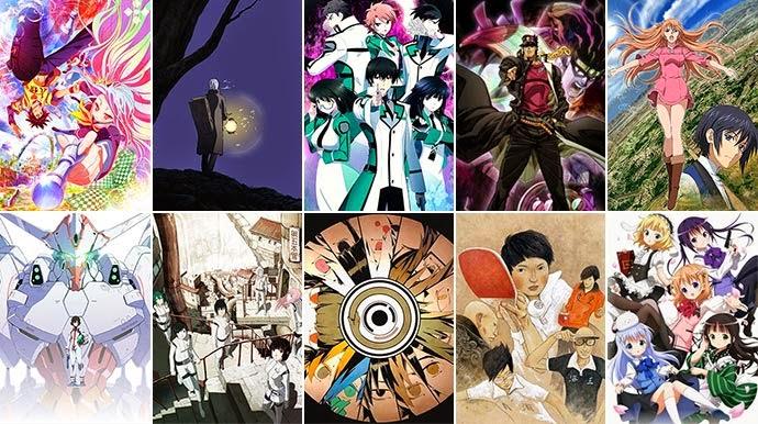 [ Info-Anime ] 10 Daftar Anime Spring 2014 Yang Patut Untuk Dilihat