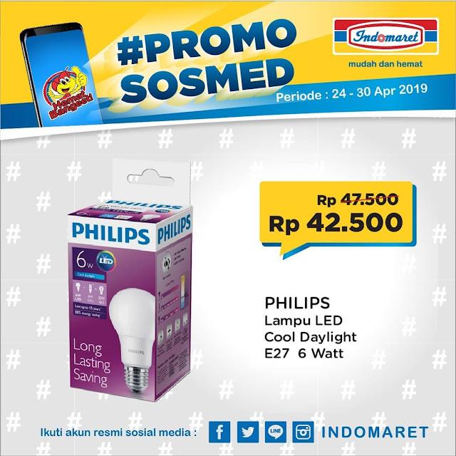 #Indomaret - #Promo #Katalog SOSMED Periode 24 - 30 April 2019