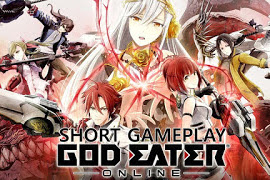 Download Game Android God Eater Online v0.0.0.2 APK + Data Terbaru