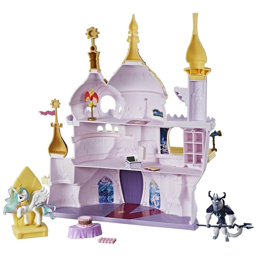 Small Castle Cake