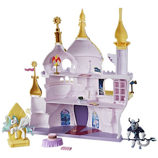 MLP Canterlot Castle Friendship is Magic Collection Playset