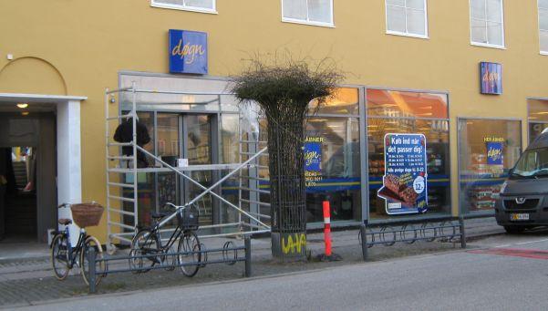 DøgnNetto i Valby Langgade åbnede14. december 2011 | Valby og København, før og nu