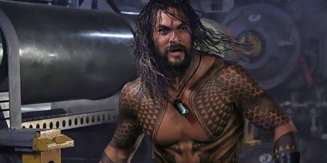 El tráiler de Aquaman se lanzará muy pronto